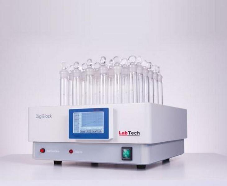Digiblock Labtech – bloki do mineralizacji