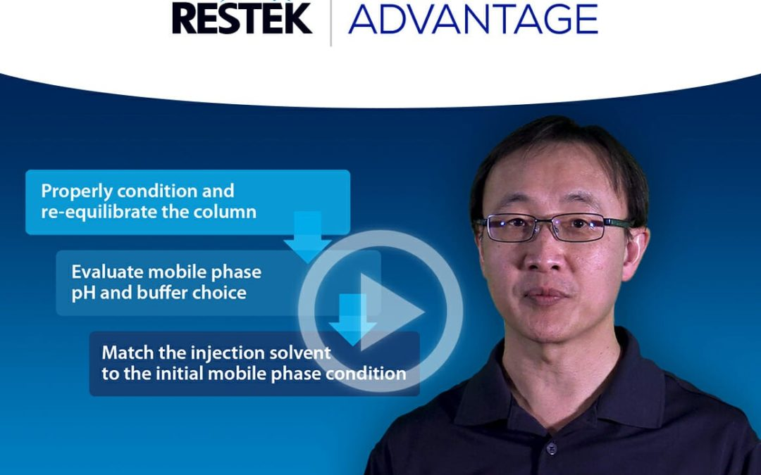 Restek – New to HILIC? Here's How to Choose the Correct Injection Solution