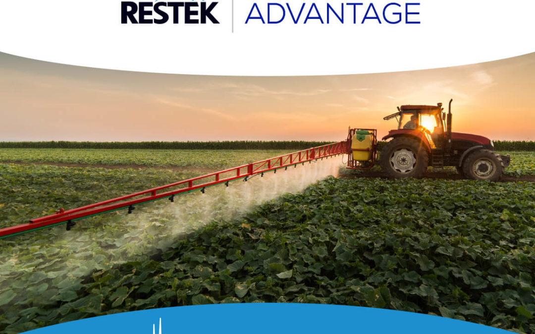 New LPGC approach speeds up pesticides analysis